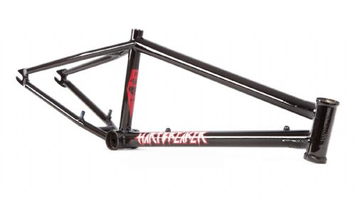 "FIT Hartbreaker Frame 21.25"" Matt Black"